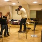 Fotografen som fotograferar fotografen som fotograferar fotografen som fotograferar fotografen Tommy