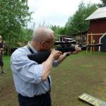 Börje Larsson var utlånad till Nikon teamet, men det räckte inte....