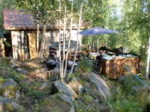 Styrelsemöte och planering av hösten 2011